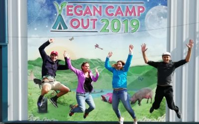 Vegan Campout