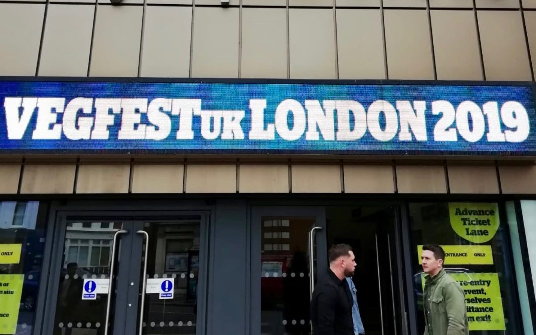 Vegfest London