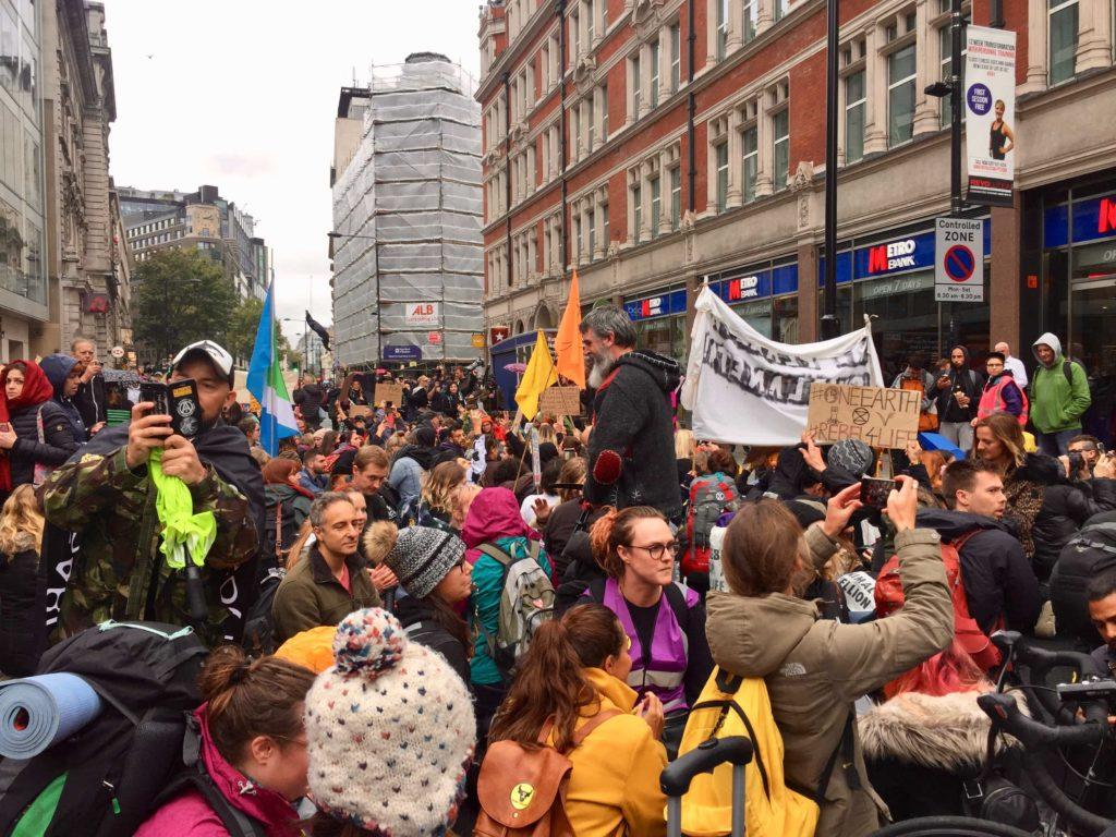 Animal Rebellion London Protest 2019