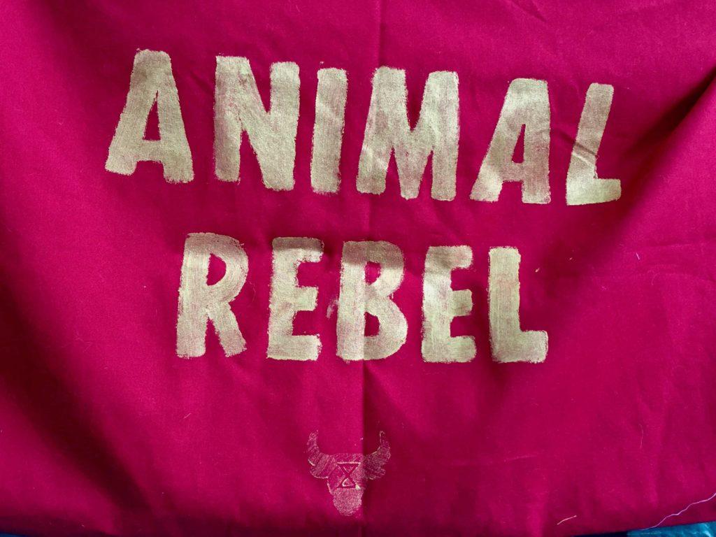 Animal Rebel banner