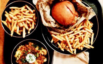 Rudy's Dirty Vegan Diner London Review