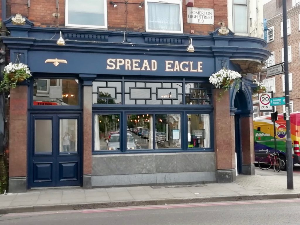 The Spread Eagle Homerton, London