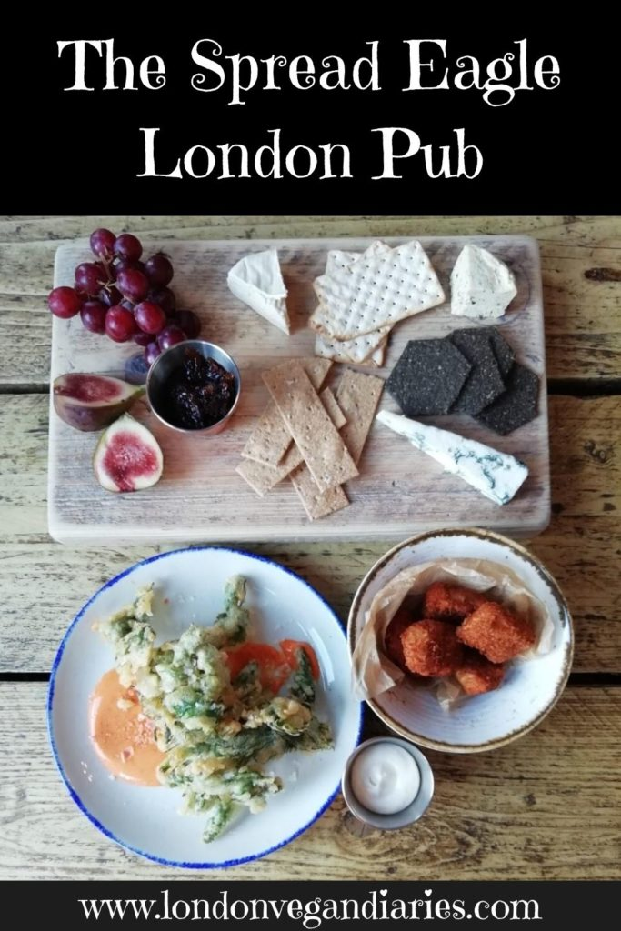 The Spread Eagle London Review Pinterest Pin