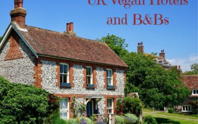 UK Vegan Hotels and B&Bs – The Ultimate Guide
